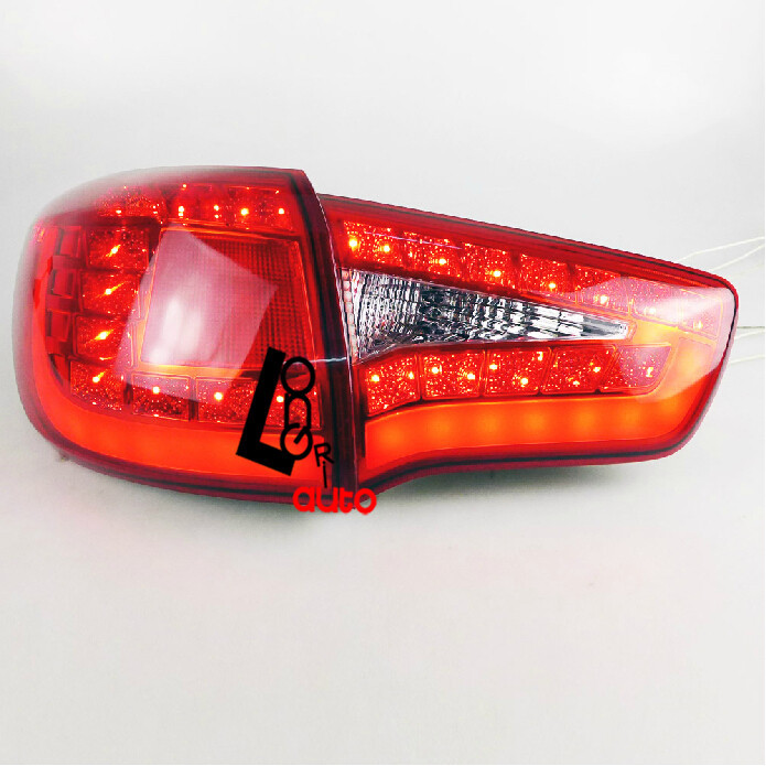 left + right /set LED Tail Light For  KIA Sportage 2010-2013<br><br>Aliexpress