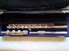 Sankyo 9k Gold Handmade Flute B and C foots(China (Mainland))