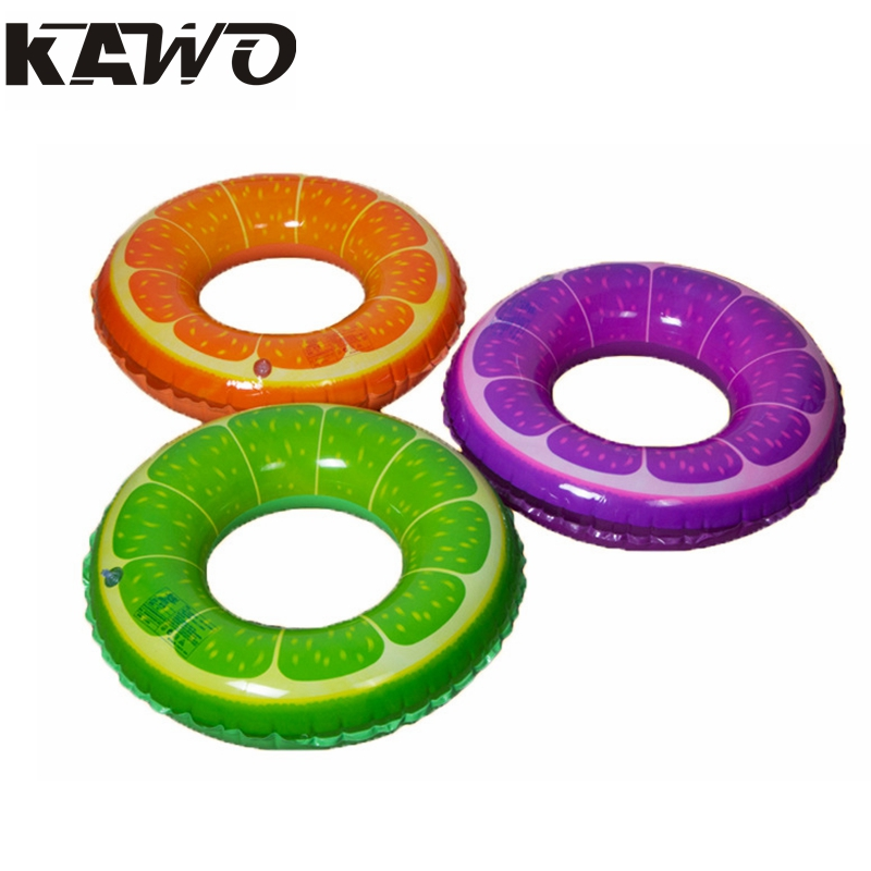 WholeSale 80cm Inflatable Floats Pool Toys Swimming Float Pool Floats Inflatable Donut Swim Ring Summer Water Toy(China (Mainland))