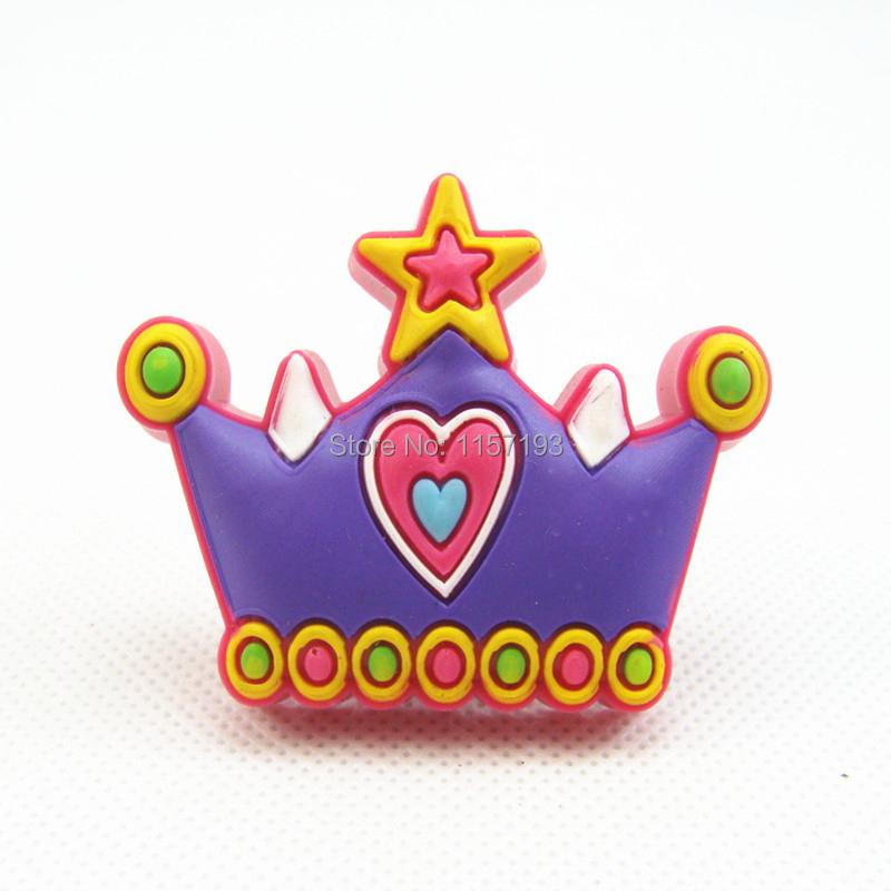 10pcs Kings Crown Cartoon Pulls Handles Furniture Knobs Children Drawer Knobs Kids Bedroom Dresser Knob<br><br>Aliexpress