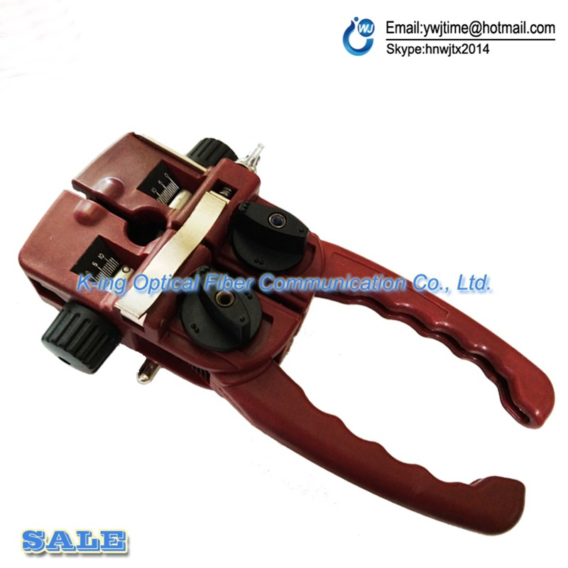 Buy TTG10 Alongitudinal cable cutter, optical window opening knife, cable stripper For cable outer sheath diameter range 8~ 30mm cheap
