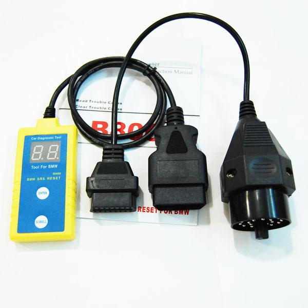 Подушка безопасности сканирования / сброс инструмент в800 SRS для большинства бмв , построенных между 1994 и 2003y 5 шт./упак.