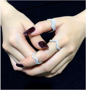 Обручальное кольцо OLL 100% 925 R161 кольцо yueyin r161 925
