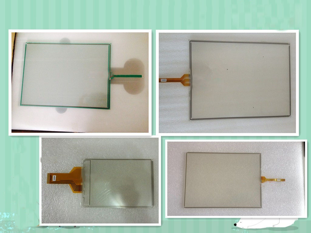 GP370-MM21-ENG touch glass touch screen panel new + protect flim eng