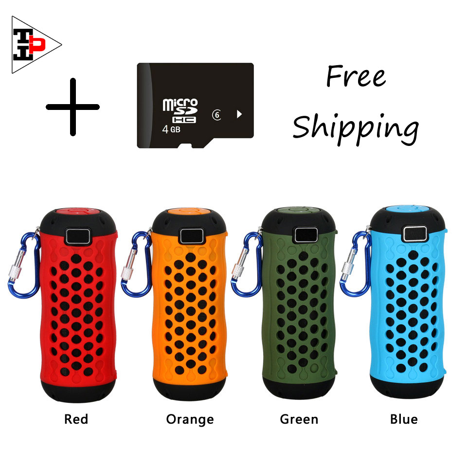 not 10w speaker car bluetooth not mushroom speaker portable speaker not 10w mini sound box TBS122#(China (Mainland))