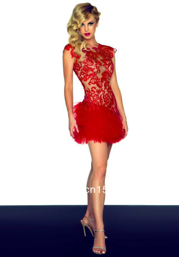 Red Party Dress | Black Party Dresses