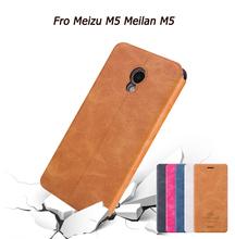 Buy Original Mofi Fro Meizu M5 Meilan M5 Luxury Flip PU Leather Cover Case Fro Meizu M5 Meilan M5 Card Slot Stand Function for $7.88 in AliExpress store