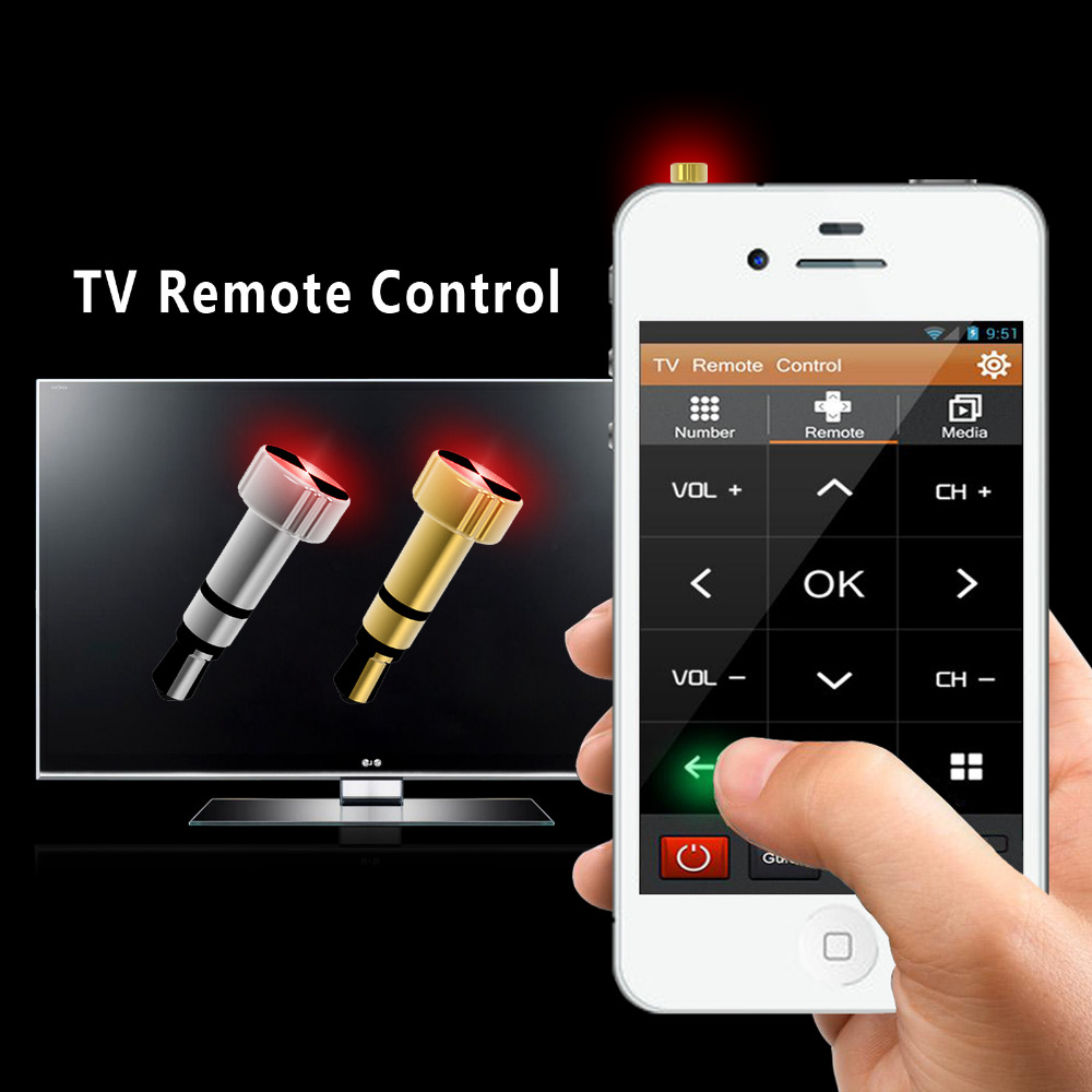 2016 New Smart TV stereo air conditioning fan lights remote control for iphone android free shipping iphoneIOS Silver Edition(China (Mainland))