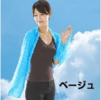 summer sun ride drive patent authentic UV air conditioning sunshade Scarf Shawl shirt long-sleeved SPF three.