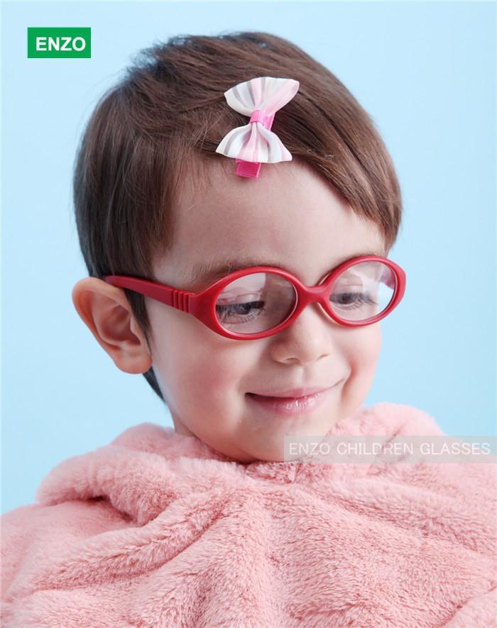 Großhandel Italienisch Flexible Keine Schraube Mädchen Brille Mit ...