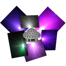 2016 new Arrival RG Laser projector 20patterns blue led Club Party Bar DJ light Dance Disco party Stage Lights show system(China (Mainland))