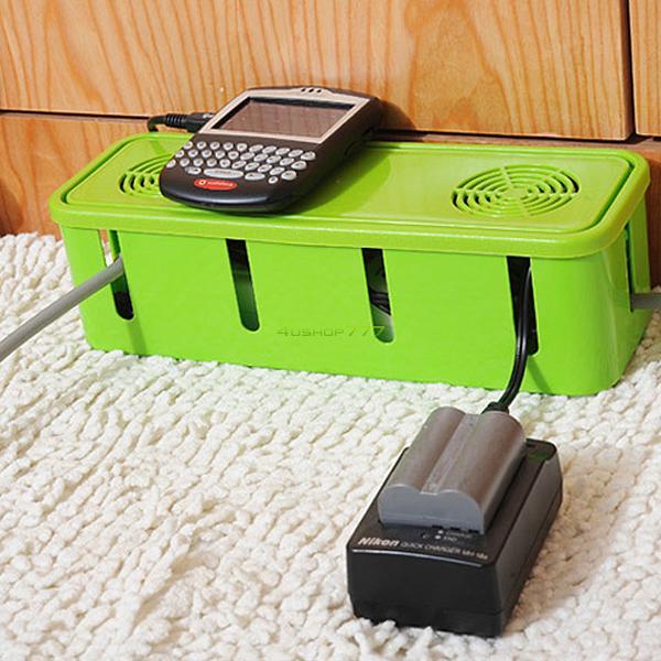 Eqa904 ребенка домой безопасности розетка доска контейнер кабели организатор ящик для хранения