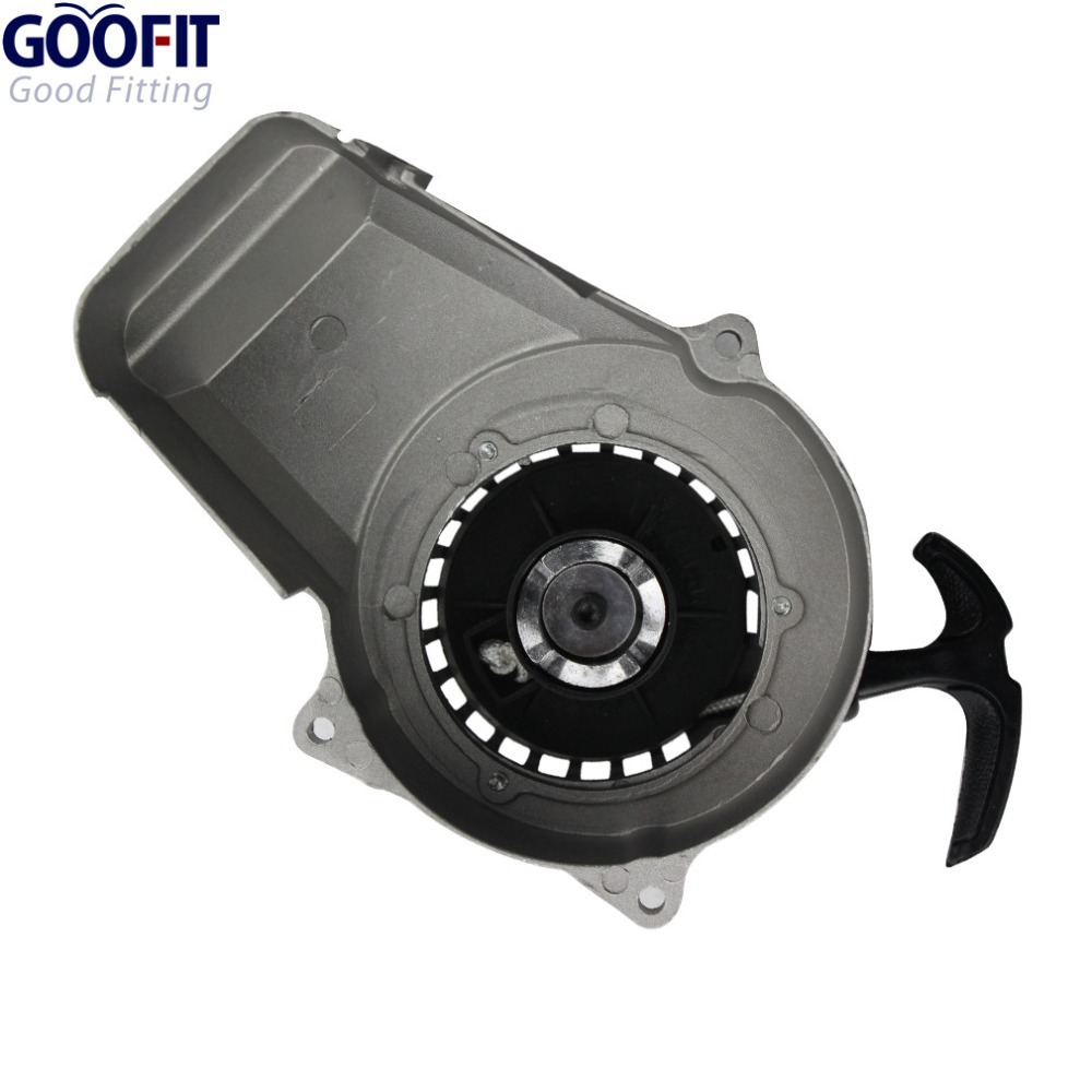 GOOFIT 2 Stroke 49cc 47cc Mini Bike Scooter Pocket Bike Atv Metal Pull Starter Start K070-120