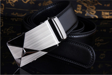Hot New Design Brand Fashion Belts Men Belts With Buckle Classic Male Strap super Quality genuine leather waistband(China (Mainland))
