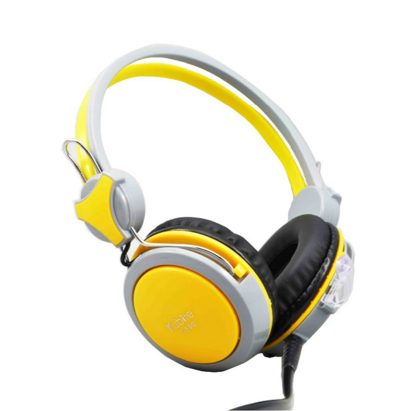 FineFun High-Quality Hi-Fi Speaker Surround Professional Gaming Stereo Headset With Microphone for Computer PC(China (Mainland))