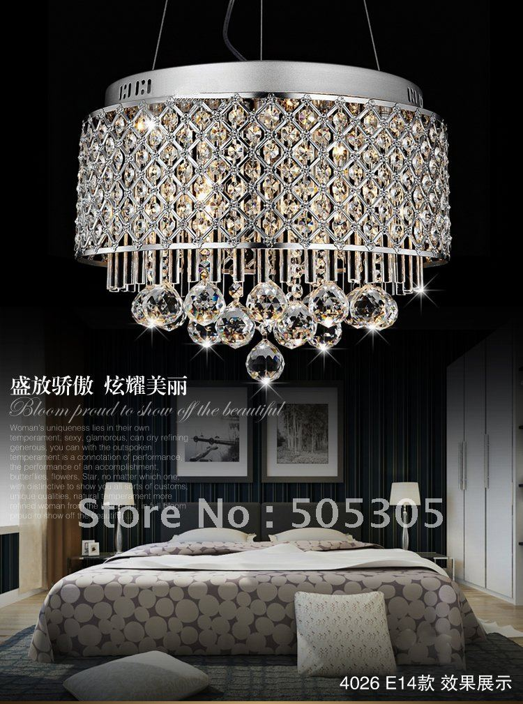 Bedroom crystal chandeliers bedroom review design for Crystal chandeliers for bedrooms