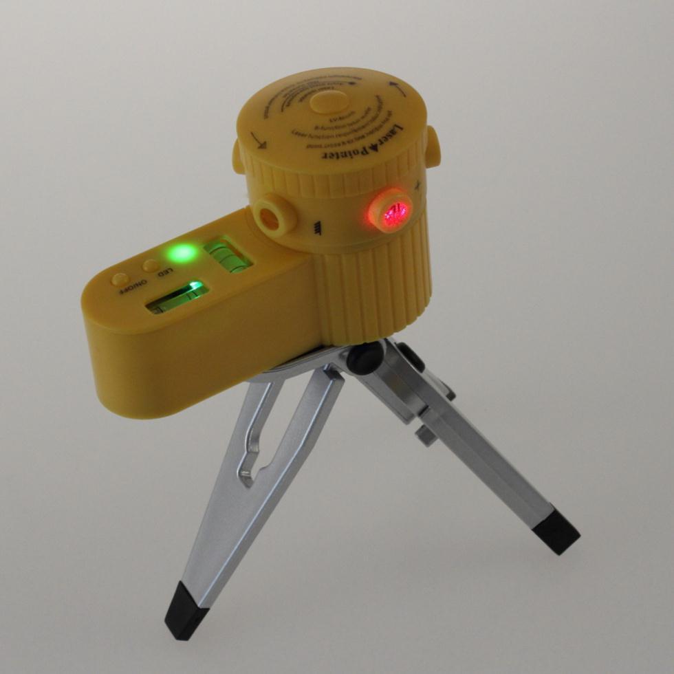Plastic Multifunction New Laser Level Leveler Tool with Tripod Useful