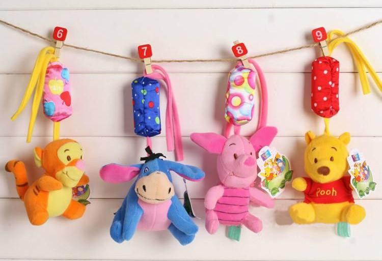 OMG 4 Design Cartoon baby cute lathe hanging wind chimes jingle educational toys 5065 - OMG-Trade NO.1 store