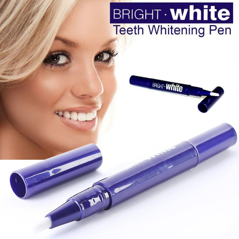 1 Pcs Teeth Whitening Pen Tooth Gel Whitener Bleaching System Stain Eraser Remove Instant
