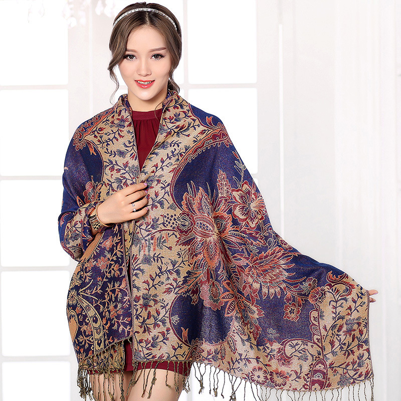 5 colors 2015 new thick warm winter scarf pashmina