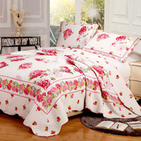 MYQJ-055 hot sell printed patchwork quilt