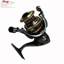 Spinning Fishing Reel 13+1BB Bearings Full Metal High Quality LD1000-6000 Carretilha Space Daiwa LIke Reel To Carp