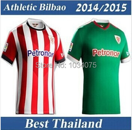 2015 Bilbao Athletics Jersey soccer home away 8 ITURRASP 14 SUSAETA 14 15 DE MARCOS The Bilbao Athletics jersey 19 MUNIAIN(China (Mainland))