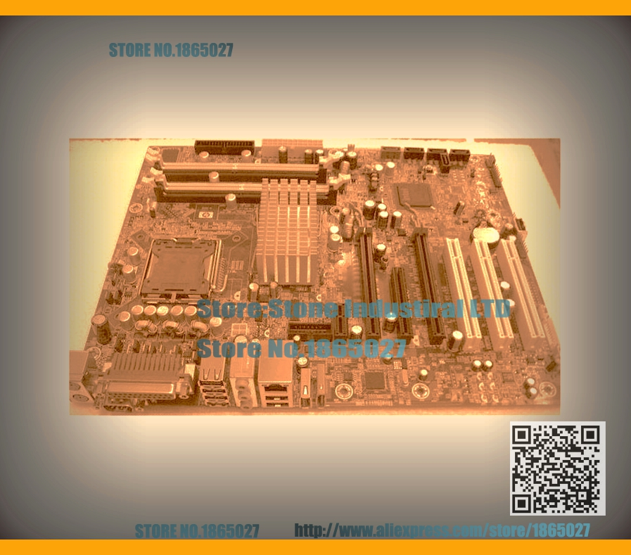 XW4600 Workstation Desktop Motherboard 441418-001 441449-001 100% Tested Good Quality(China (Mainland))