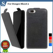 Buy Factory price, Top new style flip PU leather case open Doogee Shoot 2, gift for $4.23 in AliExpress store
