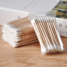 Transparent Mini Storage Bag/Simple Style Cotton Swabs /Convenient Cosmetic(China (Mainland))