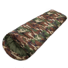 Buy ELOS-Cotton Camping sleeping bag,15~5degree, envelope style, camouflage for $16.46 in AliExpress store