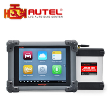100% Original Autel MaxiSYS Pro MS908P Auto Diagnostic tool MS908 pro ECU Programming J-2534 System with WiFi / Bluetooth(China (Mainland))