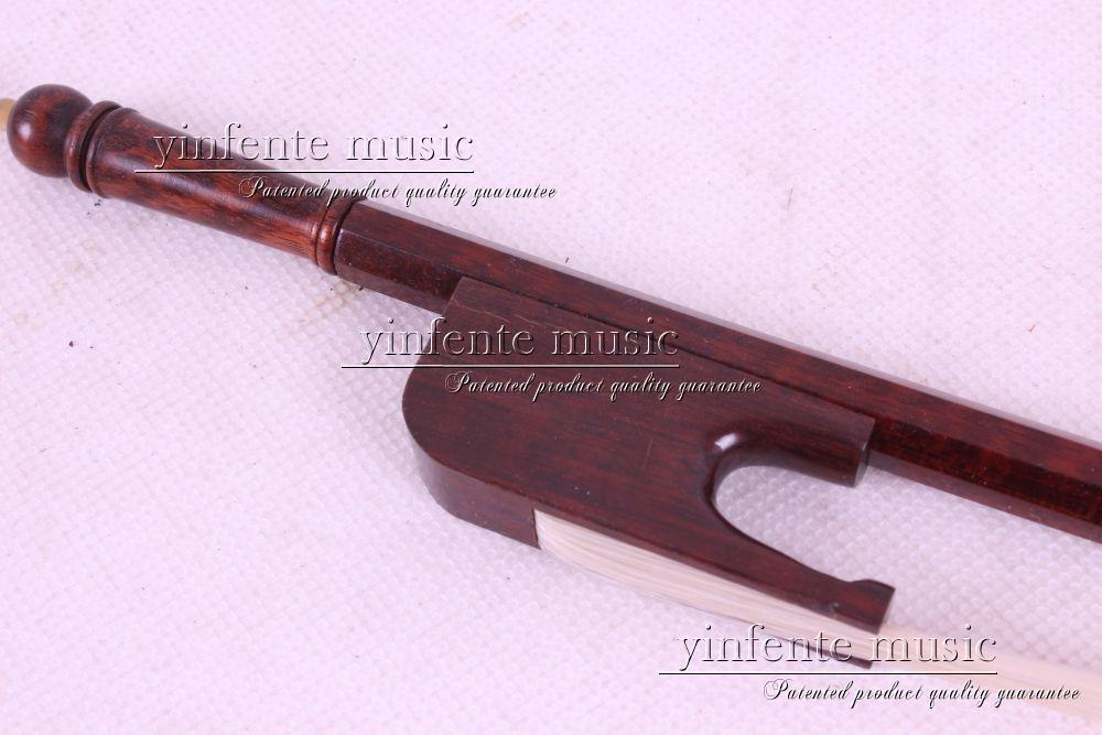 1 pcs 4/4 Cello Bow snakewood  Baroque  High Quality New #DT-056 black fro g<br><br>Aliexpress