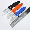 C85GP2 58 61HRC CPM S30V blade G10 or Carbon fiber handle 4 colors folding knife outdoor