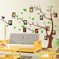 Removable Family Tree Photo frame Wall Stickers Memory Tree Wall Decal decor