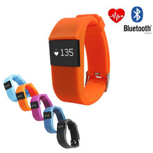 SB64HR Heart Rate Measure Smart Band Bracelet Inteligente Pulsera Pulso TW64 Upgrade Similar to JW86 for Android iOS Smartphones