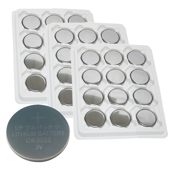 Factory Wholesale 36Pcs/PKCELL 500Mah CR3032 3V Button Cell Batteries cr3032 Battery<br><br>Aliexpress