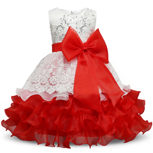 Buy Formal Wedding Children Clothing Ball Gown Baby Princess Kids Dress Girl Girls Clothes Dresses Summer 2017 girl dress for $8.99 in AliExpress store