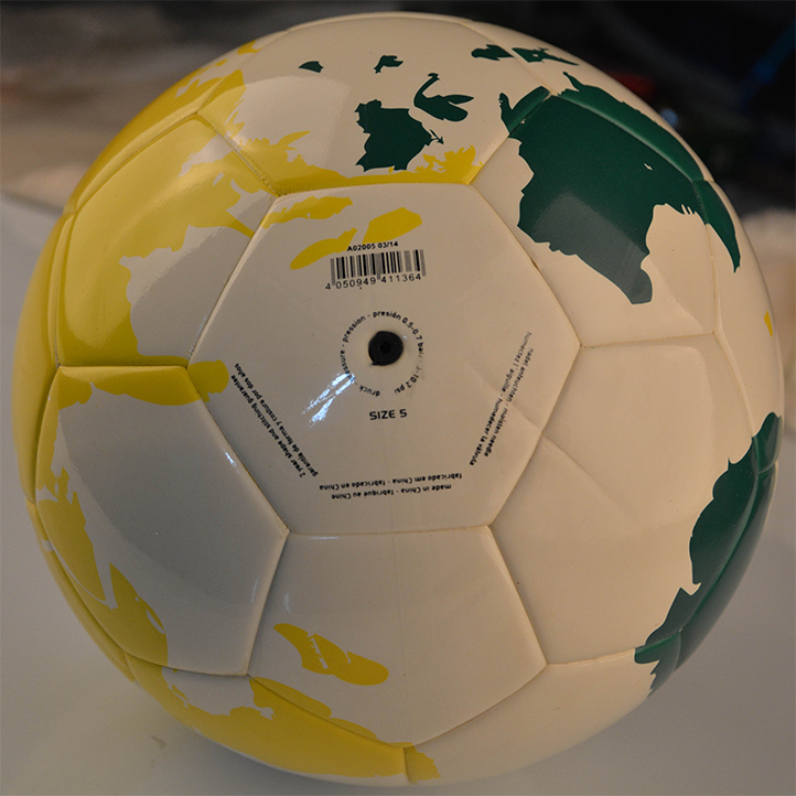 Brazil Football World Cup Number.5 Soccer Ball SIZE 5 PU Football Chelsea Liverpool Juventus World Map Durable Drop Shopping(China (Mainland))