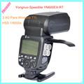 Yongnuo YN600EX RT YN 600EX RT HSS Master Wireless TTL Flash Speedlite For Canon 5DIII D4