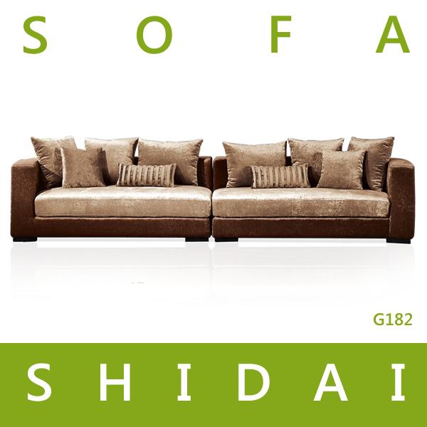 Modern fabric sofa modern l shaped sofa new l shaped for Latest l shaped sofa designs
