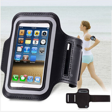 For Sony Xperia M M2 M4 M5 Aqua Dual L C2105 E1 E3 E4 E4g Waterproof Armband Sport Running Arm Band Pouch Case Bag
