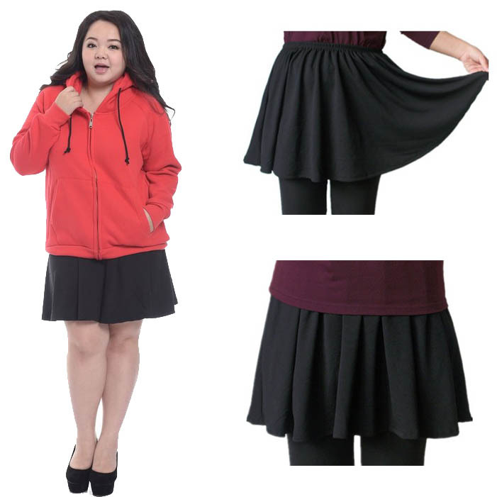 2014 Fashion Big Size Skirt Women Korean Designer Mini