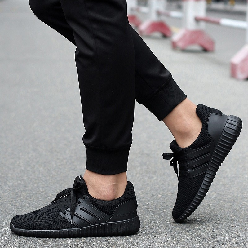 Women Air Mesh Casual Shoes Fashion PU Leather Solid Flat Comfortable Breathable Superstar Trainers Zapatillas Hombre Gold