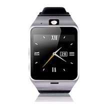 HOT selling GV18 Aplus smart watch phone NFC camera pedometer smartwatch 450mAh exchangeable battery android wristwatch phone