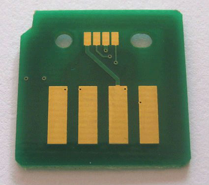 Compatible Xerox color 550 560 toner chip(China (Mainland))