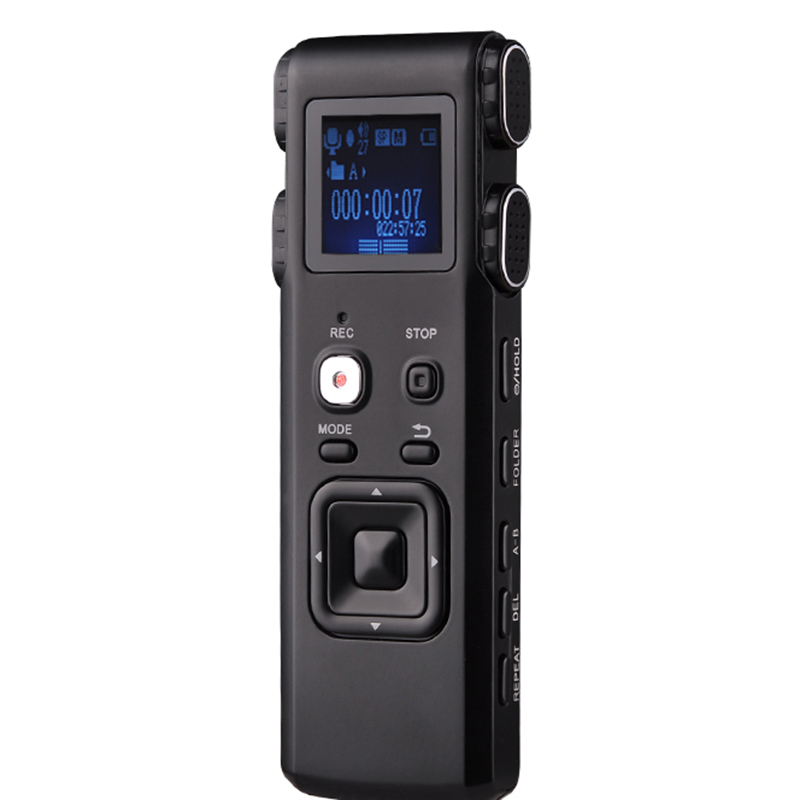 Audio and video recorder - spy sound recorder