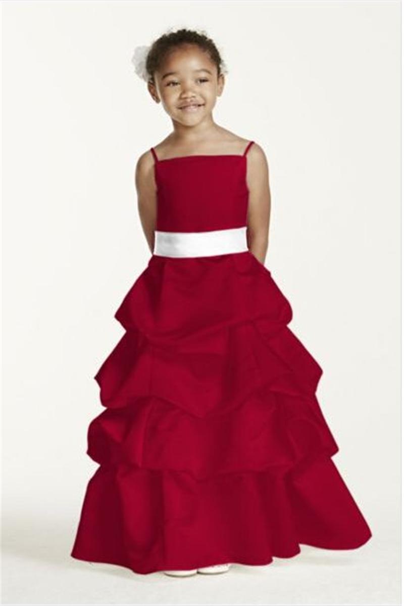 cute red dress girls - photo #13