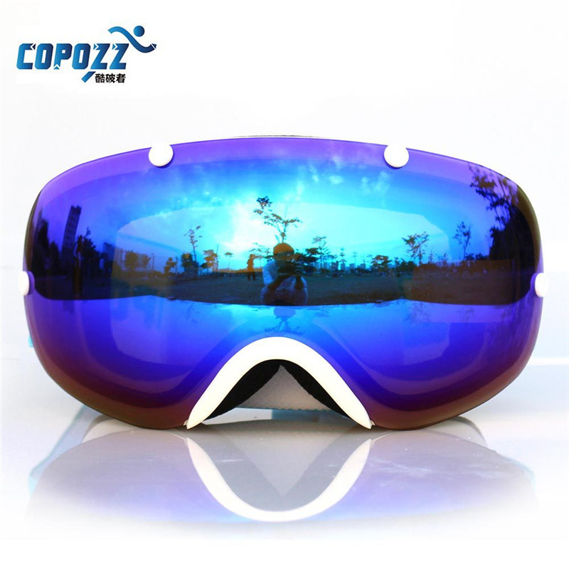 Очки для лыжников из Китая