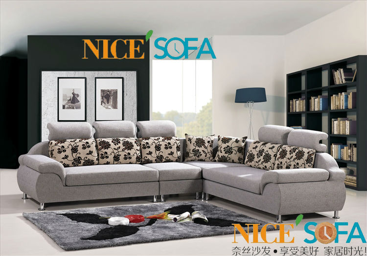 fabric sofa l shape kaufen billigfabric sofa l shape partien aus china fabric sofa l shape. Black Bedroom Furniture Sets. Home Design Ideas